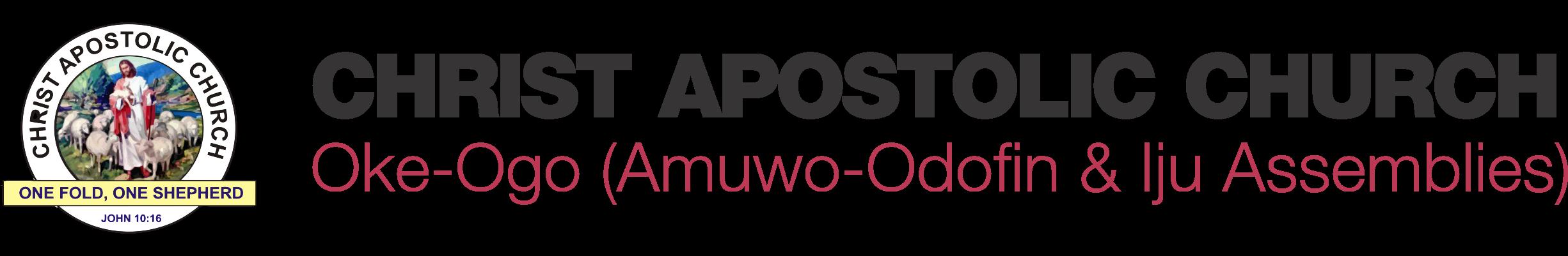 Christ Apostolic Church Oke-Ogo